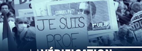 Les auteurs des vidéos à charge contre Samuel Paty peuvent-ils être poursuivis?