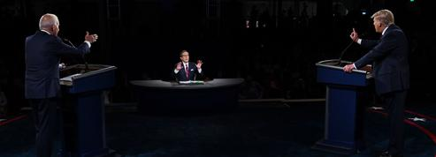 Présidentielle américaine: les micros seront coupés pendant le débat Trump-Biden