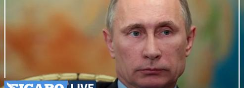 Poutine dit avoir autorisé l'évacuation de Navalny en Allemagne