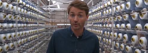 Pénurie de masques : une usine textile prise dans les montagnes russes