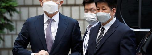 Samsung : les défis de l'héritier Lee Jay Yong