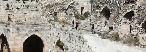 Vestige des croisades, en Syrie le Krak des Chevaliers est restauré
