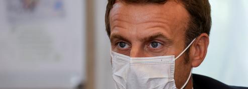 EN DIRECT - Covid-19 : Emmanuel Macron présentera mercredi à 20 heures de nouvelles mesures