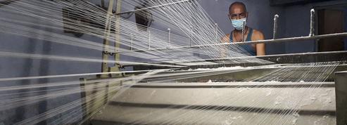 L'Asie, «usine textile du monde», subit la crise de plein fouet