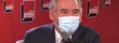 Covid-19: Bayrou ne «partage pas l'idée d'un reconfinement généralisé»