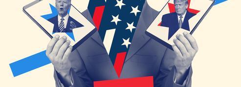 Présidentielle américaine : la guerre des publicités en ligne entre Trump et Biden