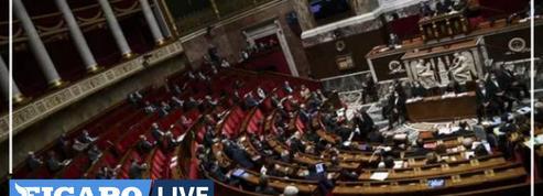 Attentat à Nice : une minute de silence à l'Assemblée, la classe politique abasourdie