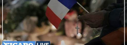 Nice: après le drame, la basilique Notre-Dame rendue au culte