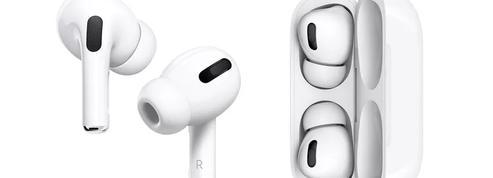 Apple admet des problèmes de grésillements sur des AirPods Pro