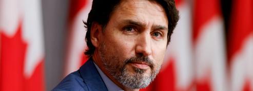 Caricatures: Justin Trudeau s'est entretenu avec Emmanuel Macron