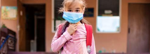 Covid-19 : le port du masque est-il dangereux pour les enfants ?