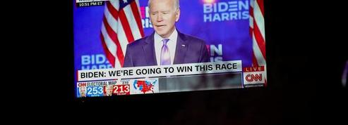 Élections américaines : le direct, plus fort qu'une série télé
