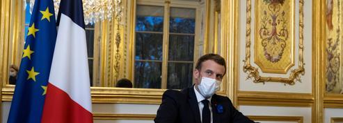 Emmanuel Macron s'est entretenu pour la première fois avec Joe Biden