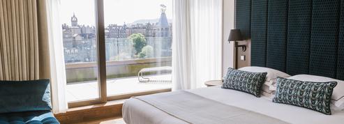 L'hôtel Cheval The Edinburgh Grand à Édimbourg, l'avis d'expert du Figaro