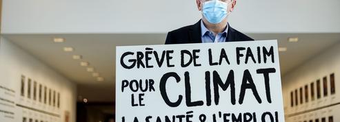 Budget UE: l'eurodéputé Pierre Larrouturou arrête sa grève de la faim