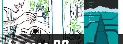 Les Jardins de Babylone: les damnés de la Terre vus de la Lune