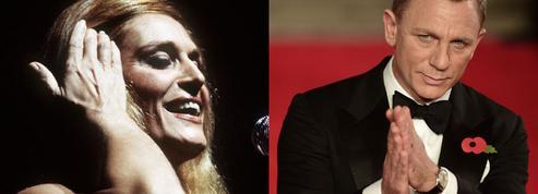 Après Charles Trenet, James Bond fait chanter Dalida dans Mourir peut attendre