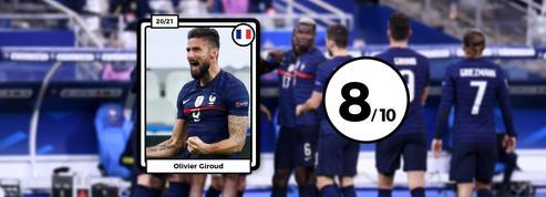 Les notes des Bleus après la Suède: «Terminator» Giroud, la sensation Thuram
