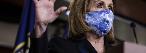 États-Unis : Pelosi choisie par ses pairs démocrates pour continuer à présider la Chambre des représentants