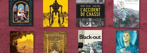 Festival BD d'Angoulême : nos coups de cœur dans la sélection pour le Fauve d'or