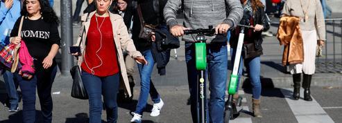Les trottinettes Lime visent 6 nouvelles villes en France