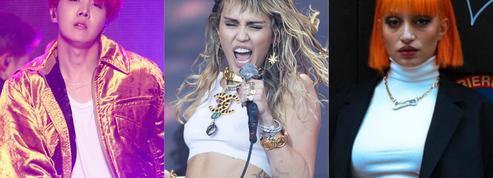 BTS, Miley Cyrus, Joanna... Notre playlist du week-end