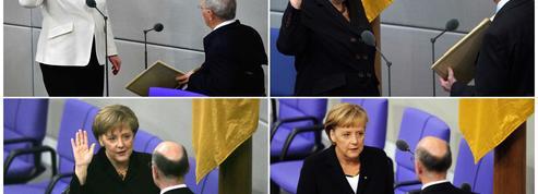 Angela Merkel : 15 ans de pouvoir en 15 images