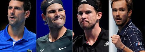 Tennis : les notes des meilleurs joueurs (et des cancres) de la saison