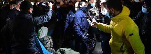 Journaliste «molesté» par un policier à Paris : une enquête ouverte pour «violences»