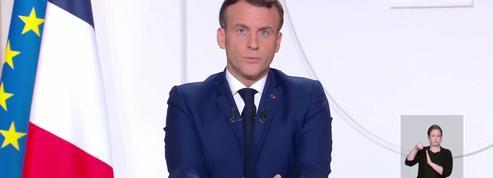 EN DIRECT - Covid-19 : «le confinement pourra être levé» le 15 décembre «si les objectifs sanitaires sont atteints», indique Emmanuel Macron