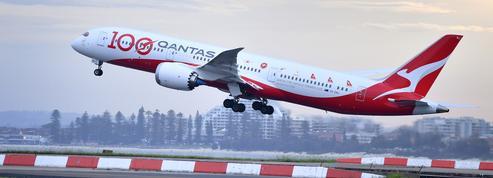 Covid-19: Qantas exigera la vaccination de ses passagers