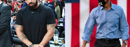 Drake bien parti pour incarner Barack Obama au cinéma