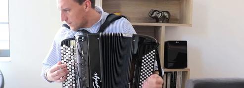 L'accordéoniste Félicien Brut célèbre Beethoven
