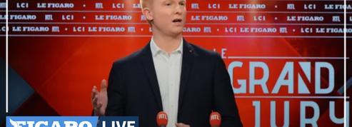 Adrien Quatennens : «Je réclame le retrait de toute la loi sécurité globale»
