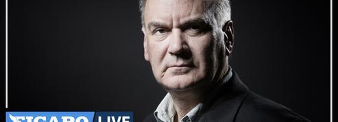 Hervé Le Tellier, prix Goncourt 2020 avec L'Anomalie