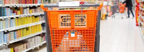 Banques alimentaires : les «gilets orange» ont collecté moins de repas que l'année dernière