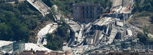 Enquête liée au pont de Gênes: l'ex-patron des autoroutes libéré
