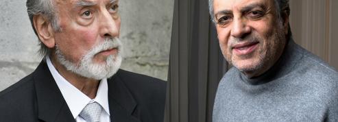 Enrico Macias pleure son «frère» Robert Castel