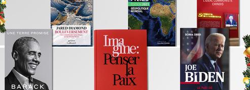 Six livres pour mieux comprendre le monde à mettre au pied du sapin