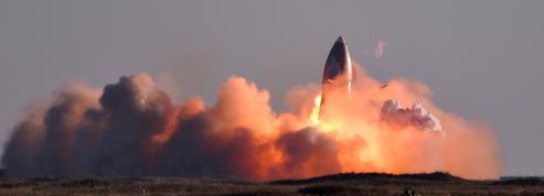 Pourquoi l'explosion de son vaisseau Starship reste un grand succès pour SpaceX