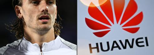 La Chine refuse de commenter la rupture Griezmann-Huawei