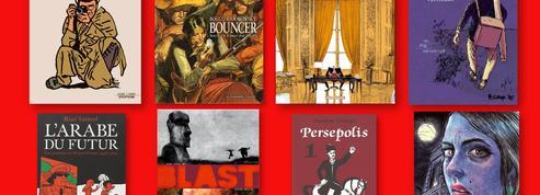De Persepolis à Peau d'homme ,les meilleures BD des 20 dernières années