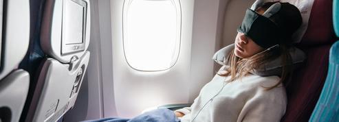 Six astuces pour bien dormir en avion