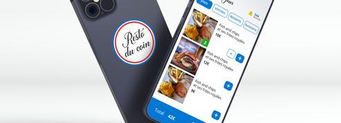 Avec «Resto du Coin», ils rêvent de créer un Uber Eats à la française