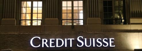 Credit Suisse mis en accusation dans une affaire de blanchiment
