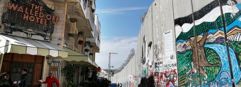 Walled Off, l'hôtel de Banksy à Bethléem, l'avis d'expert du Figaro