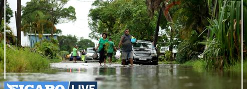 Fidji : au moins deux morts et des villages rasés par le cyclone Yasa
