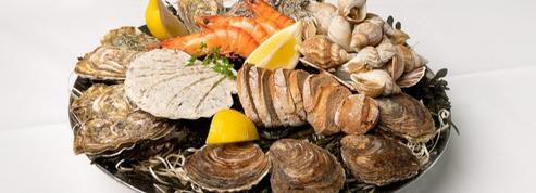 Les meilleurs plateaux de fruits de mer à commander à Paris