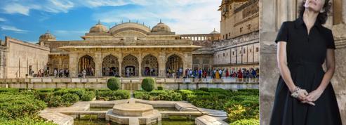 Audrey Azoulay: «L'odeur des jardins de Jaipur me transporte»