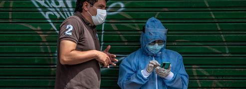 Le Covid-19 devient la principale cause des décès en Colombie